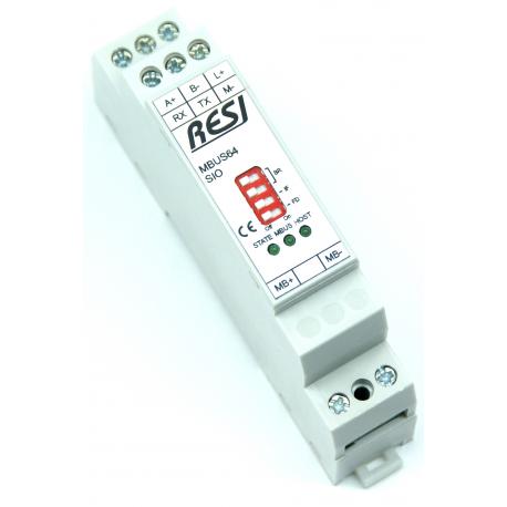 RESI-MBUS64-SIO