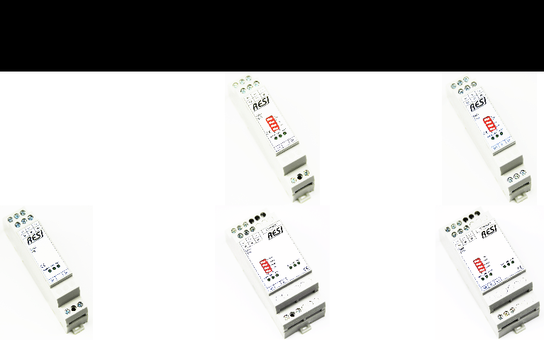 RESI-DALI+DMX+LED Produkte